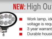 LED Lighting Worklamps