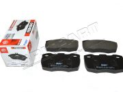 STC2952F BRAKE PAD SET FRONT