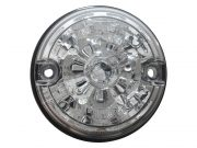 XFD100100LEDCL CLEAR STOP TAIL LAMP LED 12V
