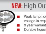 LED Lighting Worklamps
