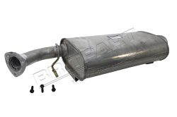 WCE104641 EXHAUST - PIPE